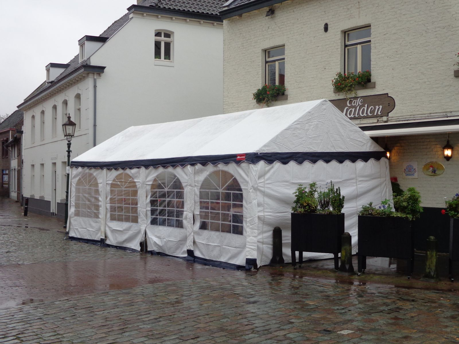 partytent huren Amuserent