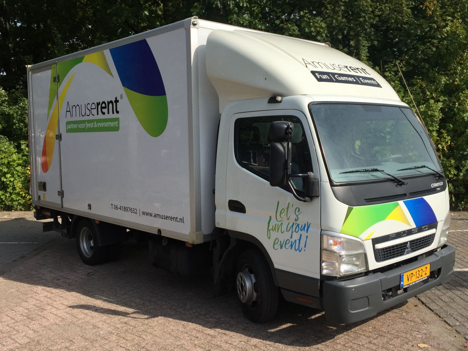 Transport Amuserent Sittard