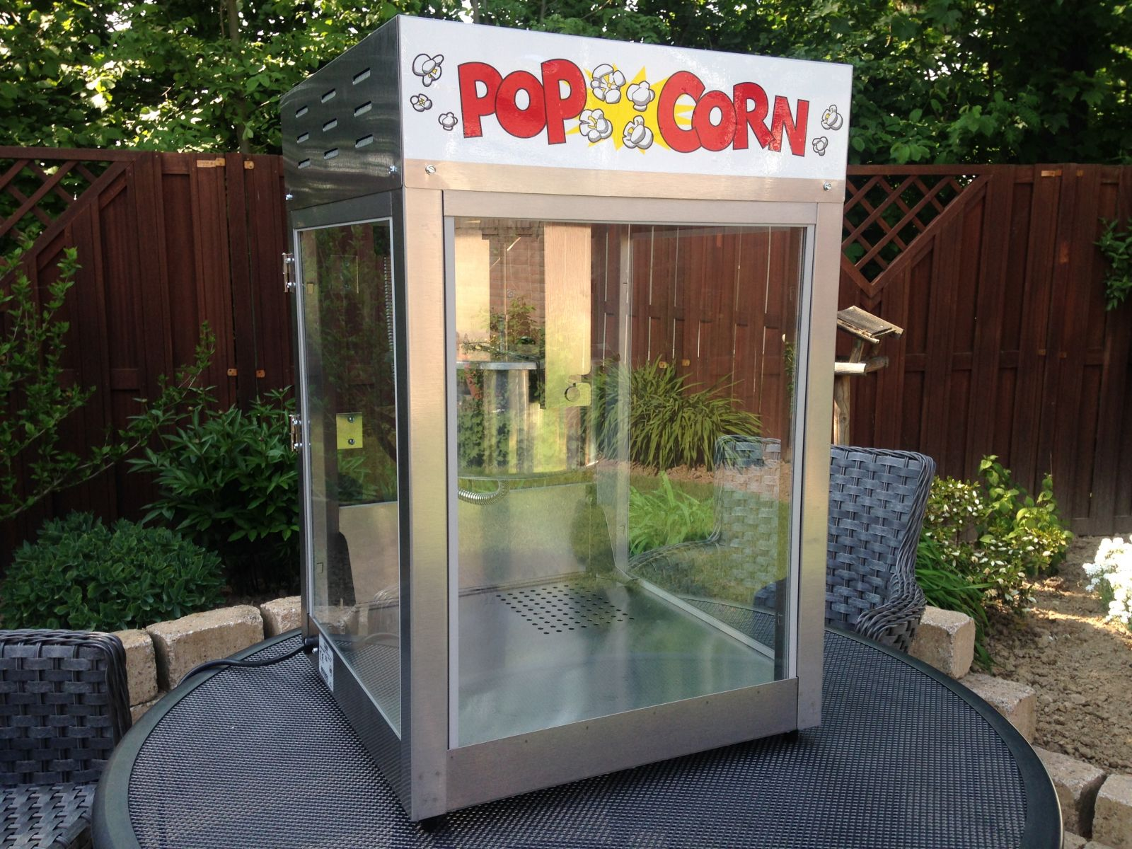 popcornmachine huren Amuserent